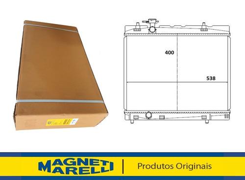 radiador toyota etios 2012 em diante original magnetimarelli