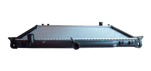 radiador toyota hilux 06-15 l4 2.7l, transmision manual