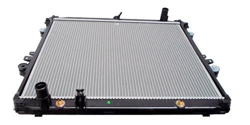 radiador toyota hilux 2016-2019 l4 2.7l transmision manual
