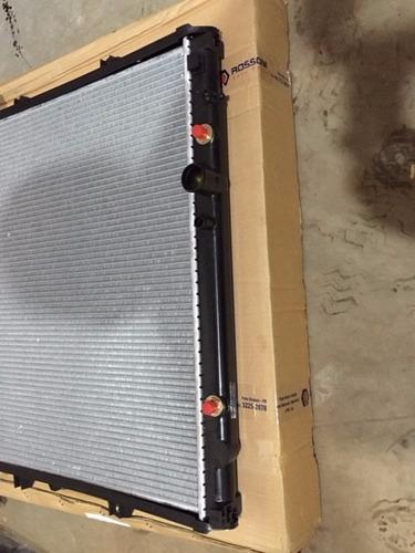 radiador toyota hilux 2.5 3.0, diesel automática 2005 a 2015