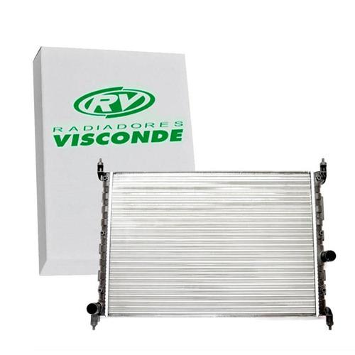 radiador volkswagen logus 1.6 1.8 93 a 96 sem ar visconde