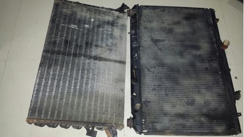 radiador y condesador del aire acondicionado toyota camry