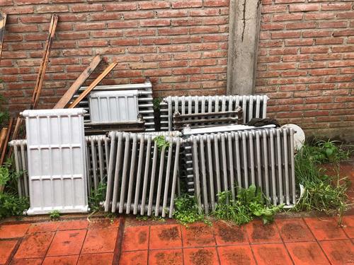 radiadores de fundicion