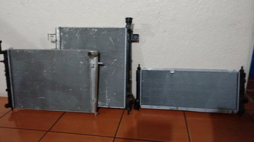 radiadores para vehiculo