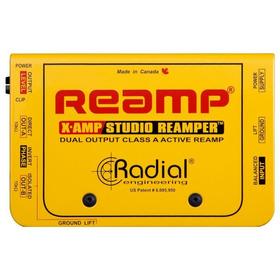 Radial X - Amp Reamp Activo