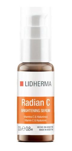radian c serum con vitamina c y ácido hialuronico