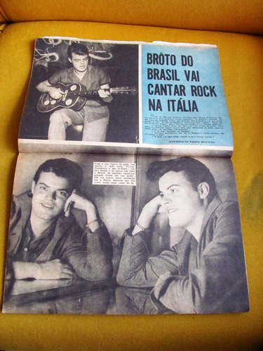 radio 1961 emilinha elvis sylvia telles freedman madi vedete