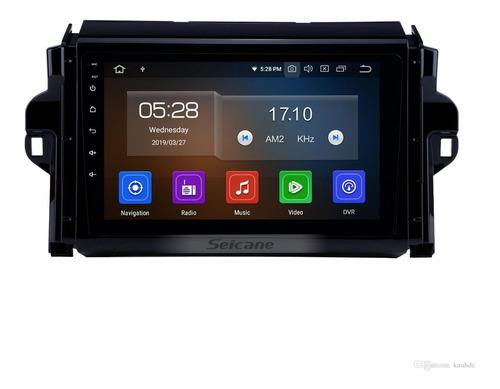 radio 9 pulgadas android 8.1 pantalla bluetooth gps mp5 mp3