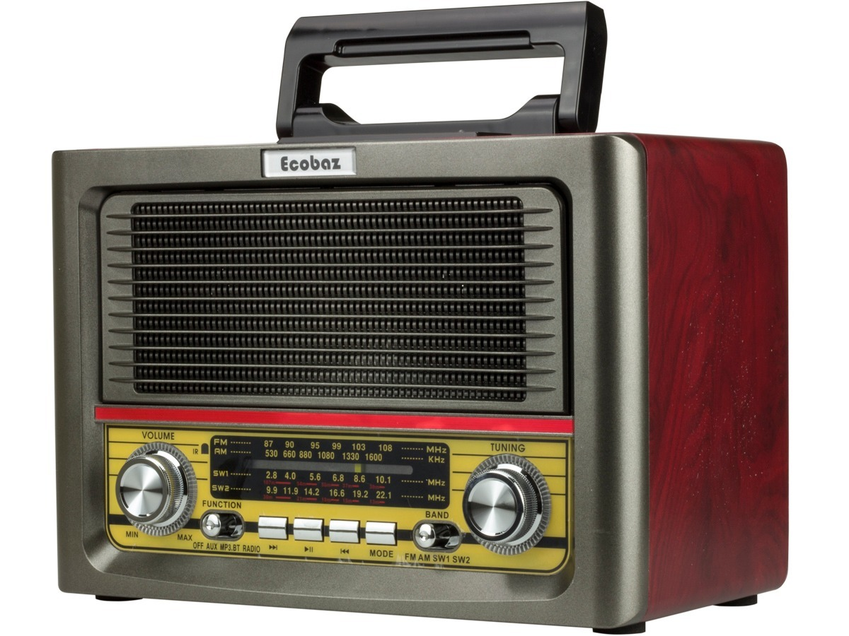4ec1a51d7 radio am fm bluetooth retro vintage usb bateria controle aux. Carregando  zoom.