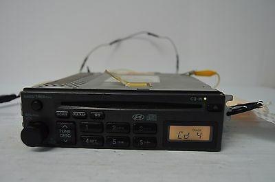 radio am/fm cd stereo hyundai santa fe original