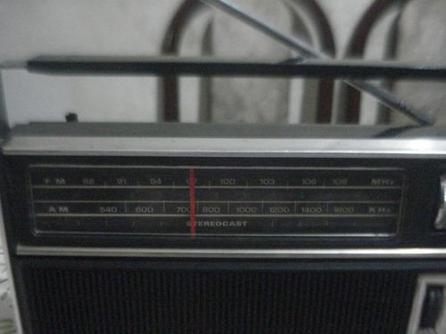 radio analogica sanyo rp 5350 funcionando excelente no envio