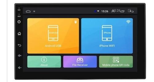 radio android 8.1 pantalla tactil 2 din wifi gps+ cámara