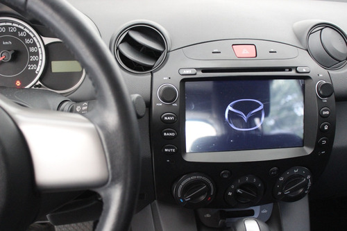 radio android mazda 2 2008-2015 gps dvd