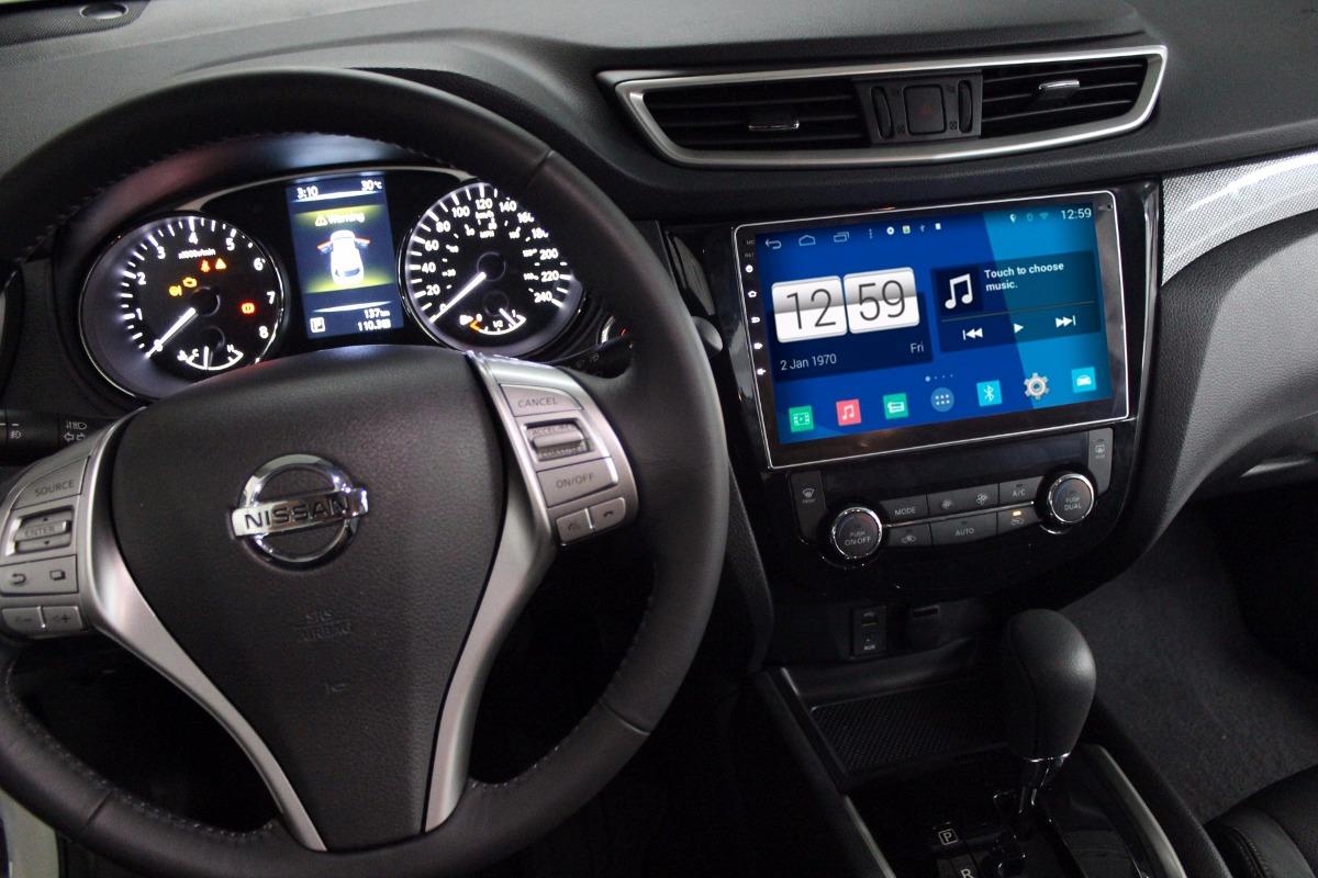 Radio Android Nissan Qashqai X-trail 2015-2017 Radio ...