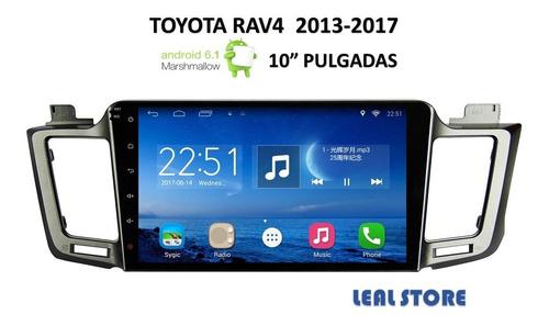 radio android toyota rav4 2013-2016 pantalla 10