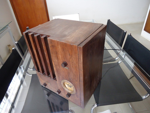 rádio antigo cacique colecionador  vintage