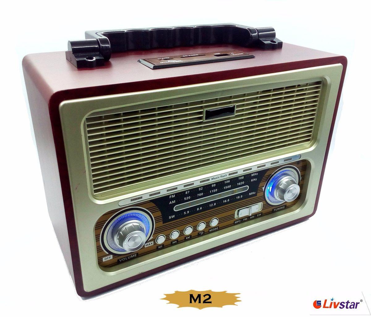 Radios vintage comprar vender