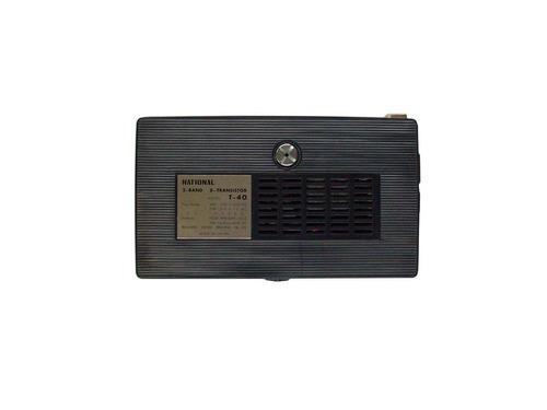 radio antigo national t40 + am sw capa onda media curta