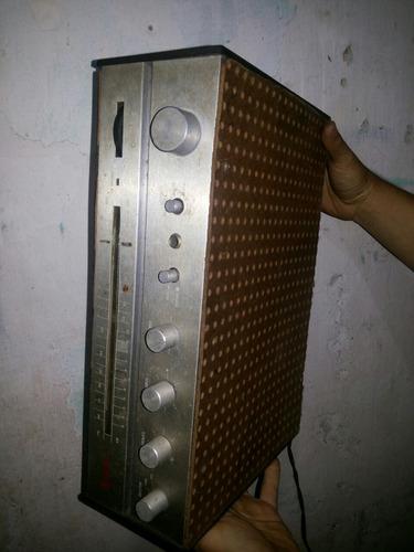 rádio ( antigo )  raridade sonata