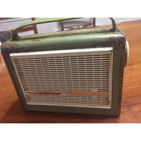 Radio Antigua  Grundig Transistores
