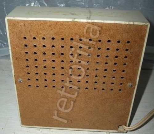 radio antiguo lloyds años 70s
