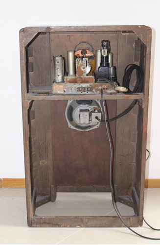 radio  antiguo philco original