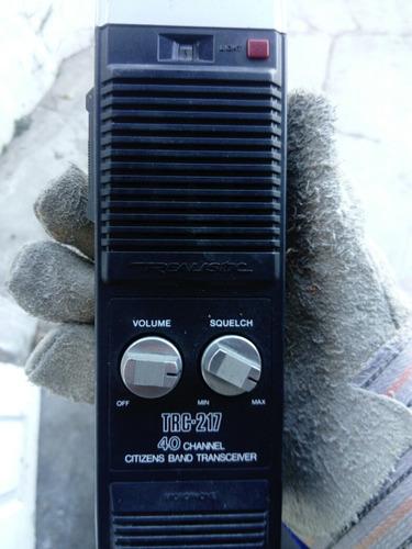 radio antiguo realistic trc-217 de 40 canales
