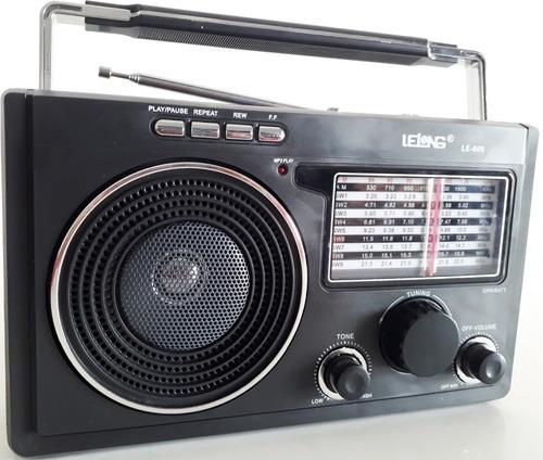 radio áudio portátil