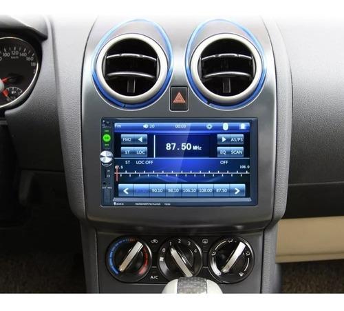 radio auto 2 din mirror link+camara+comando volante ml2334
