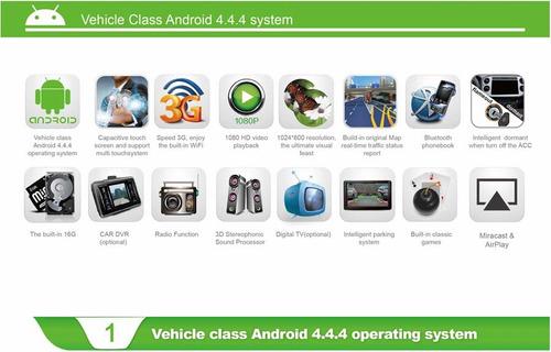 radio auto android especifica peugeot 208 2008 gps wi fi usb