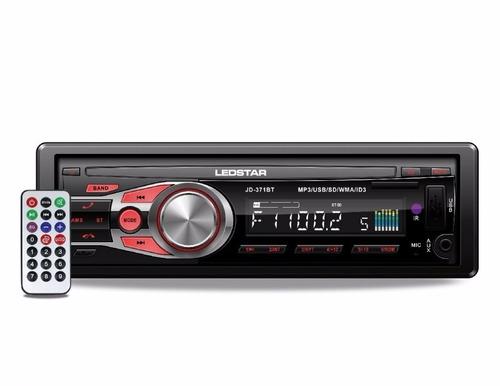 radio auto ledstar