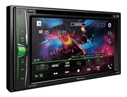 radio auto pioneer avh-x2850bt bluetooth /android /usb /tv
