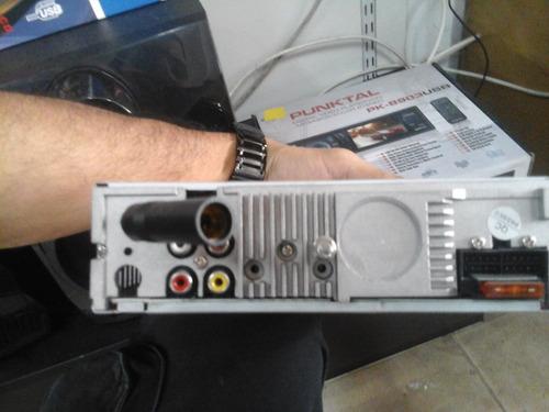 radio auto punktal