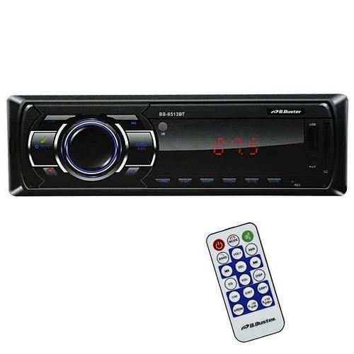 radio automotivo b.buster bb-6513 controle/bluetooth/usb/sd