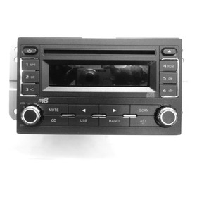 Radio Automotivo Para Chery Celer Am/fm - Cd Player Mp3