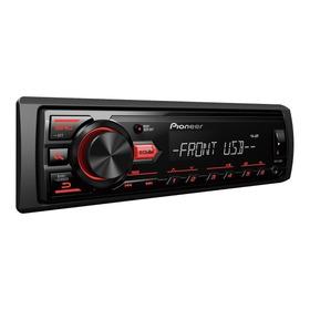 Radio Automotivo Pioneer Mvh-98ub Usb Auxiliar Frontal Rca