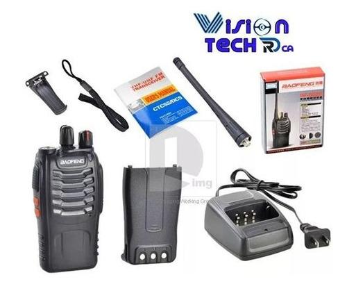 radio baofeng 888s uhf transmisor 400-470mhz