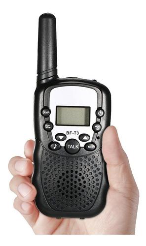 radio baofeng bf-t3 mini walkie talkie 3 kms alcance outdoor