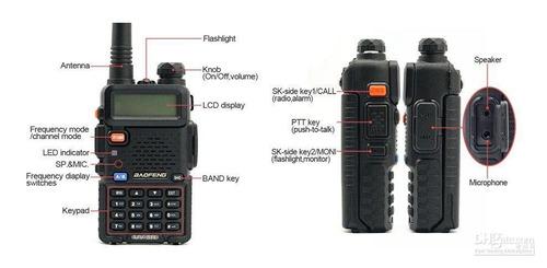 radio baofeng dual banda uv -5r