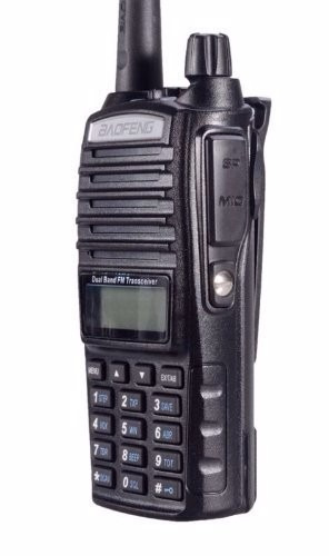 radio baofeng uv-82c (commercial model - part 90 approved)