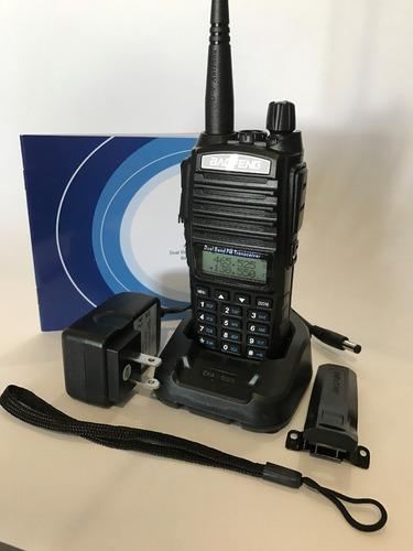 radio baofeng uv82 de 5 watts vhf uhf  profesional