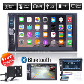 Radio Bluetooth 7  Pulg. Touch Screen Control R