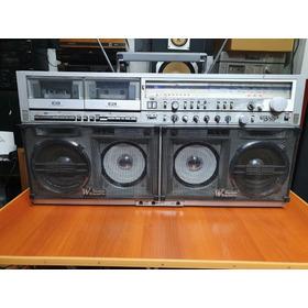 Radio Boombox Sharp Gf-777z
