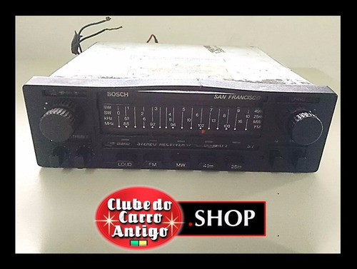radio bosch san francisco 50 watts