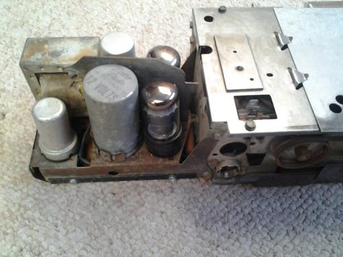 radio cadillac 1958 original vintage wonderbar sin funcionar