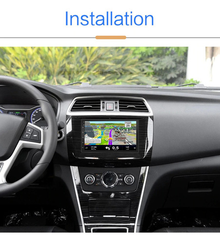 radio carro android 7 pulgadas wifi/ gps/ bluetooth/ usb/ fm