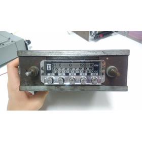 Rádio Carro Antigo Intertron Funcionando