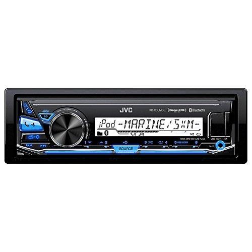 radio carro receptor jvc kdx33mbs marina radio stereo