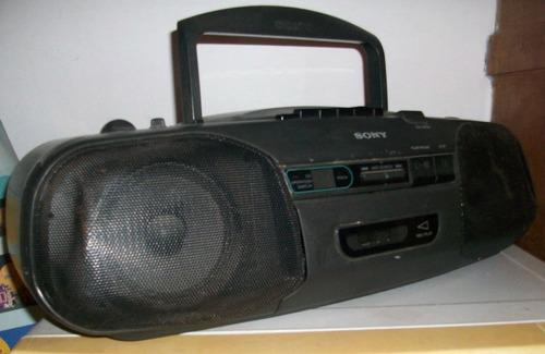 radio cassette sony - reparar