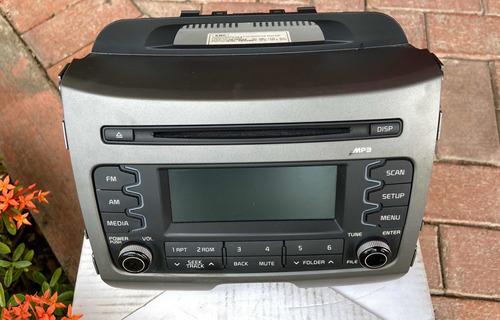 radio-cd de kia sportage $150